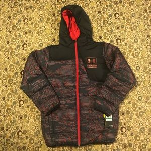 Youth Large Under Armour Coat